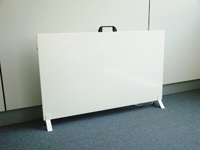 Gut gemocht INTROC Infrarot Bautrockner für Wasserschäden & feuchte Wände VW67