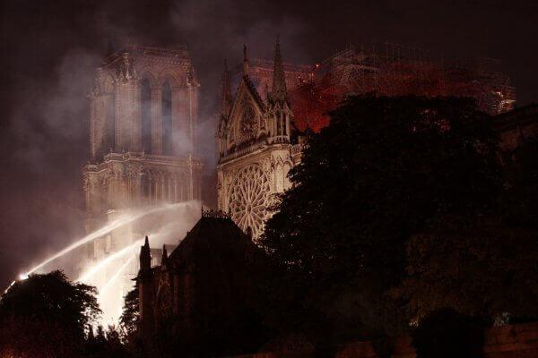 So lange kann der Wiederaufbau von Notre Dame dauern